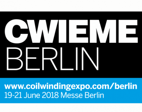 Meet us at CWIEME Berlin 19-21 June 2018