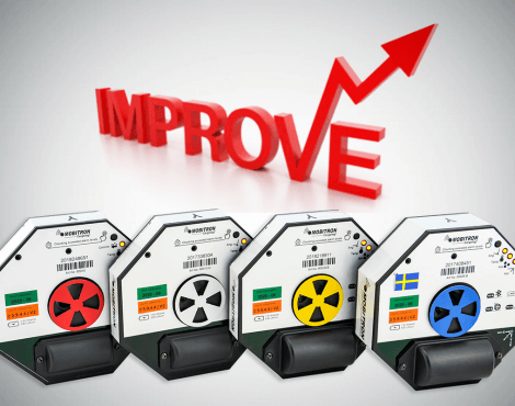 Launching Improved Impact Recorder