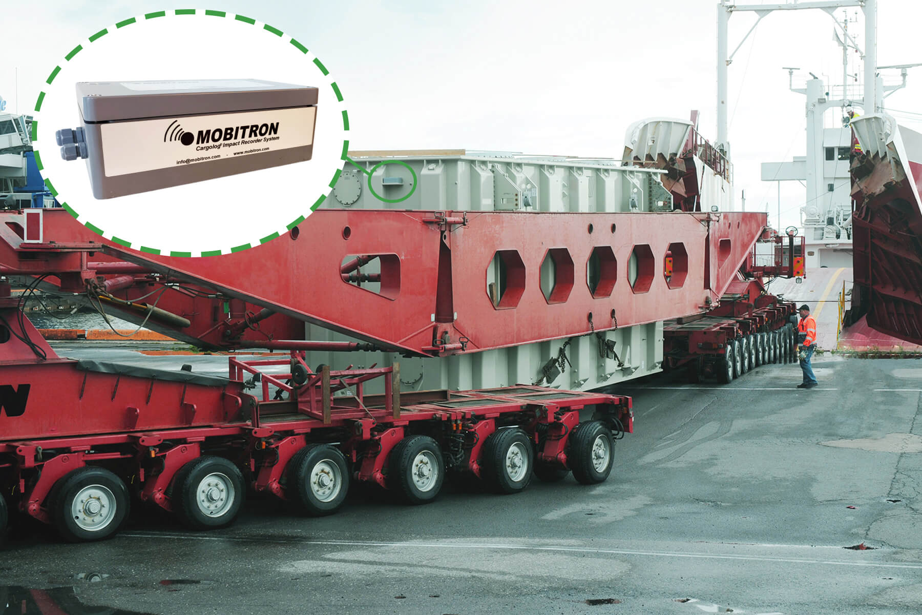 Transformer handling and transport