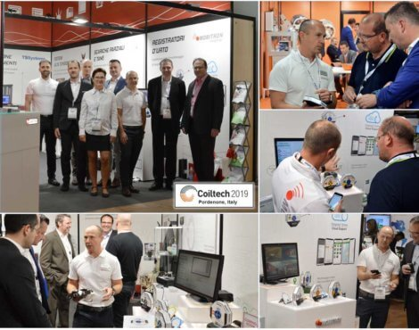 Summary of exhibiting at Coiltech 2019