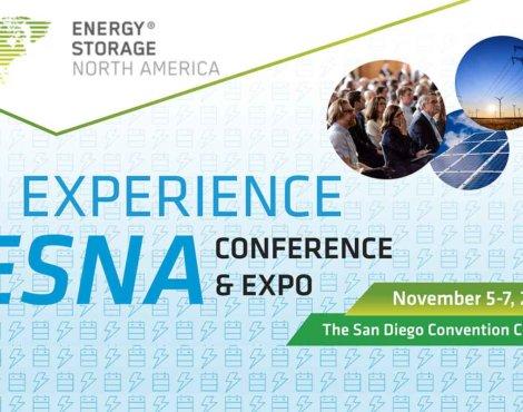 Exhibition:Energy Storage North America 2019