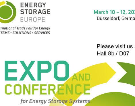 Energy Storage Europe 2020