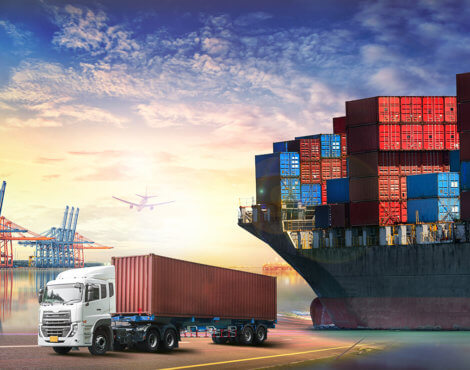 Container damage liability